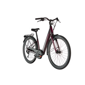 ORBEA Optima E40 E-City Bike purple